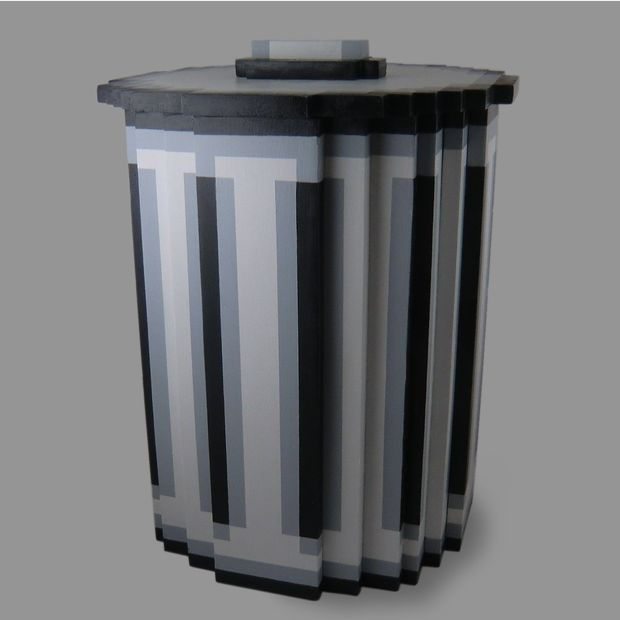trash can meaning in Bengali - trash can in Bengali - U
