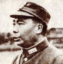 第二十二集团军总司令邓锡侯